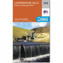 Explorer 345 Lammermuir Hills