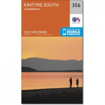 Explorer 356 Kintyre South