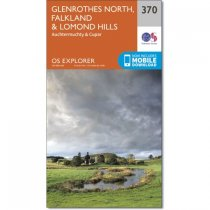 Explorer 370 Glenrothes North, Falkland & Lomond Hills