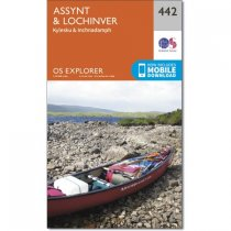 Explorer 442 Assynt & Lochinver