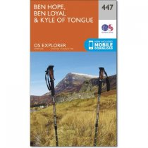 Explorer 447 Ben Hope, Ben Loyal & Kyle of Tongue
