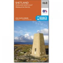 Explorer 468 Shetland - Mainland North East