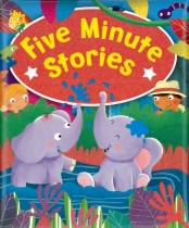 Five Minute Stories Padded