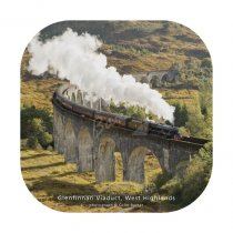 Glenfinnan Viaduct, West Highlands Coaster