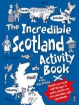 Incredible Scotland Activity Book