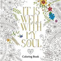 It Is Well With My Soul Colouring Book