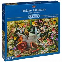 Jigsaw Hidden Hideaway 500pc