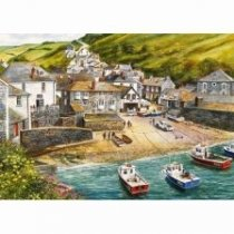 Jigsaw Port Isaac 500pc