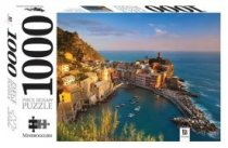 Jigsaw Vernazza, Italy 1000pc