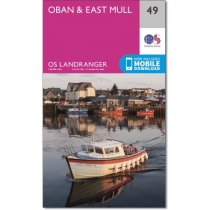 Landranger 49 Oban and East Mull