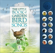 Little Book of Garden Bird Songs Sound Book