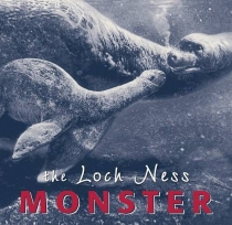 Loch Ness Monster Gift Book (DPU20)