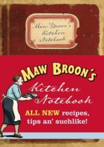 Maw Broon's Kitchen Notebook