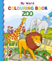 My World Colouring Book: Zoo