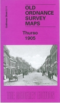 Old OS Map Thurso 1905