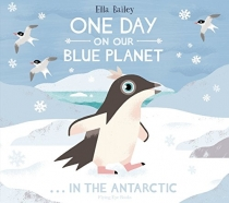 One Day on Our Blue Planet: Antarctic