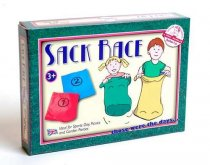 Outdoor Retro Sack Race