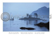 Plockton In Scotch Mist (HA6)