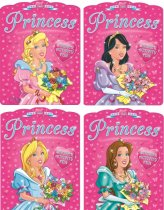 Princess Sticker Activity Fun