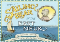 Sailing Bear of the East Neuk