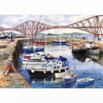 Jigsaw Queensferry Harbour 1000pc