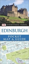 Edinburgh - Eyewitness Pocket Map & Guide New Edn