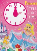Princess - Tell the Time Clicking Clock