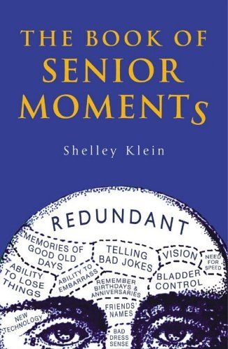 Book of Senior Moments