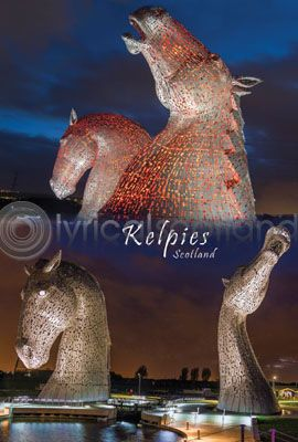 Kelpies Scotland (VA6)