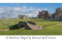 St Andrews Royal & Ancient Golf Course