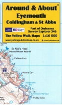 A&A Map Eyemouth, Coldingham and St Abbs
