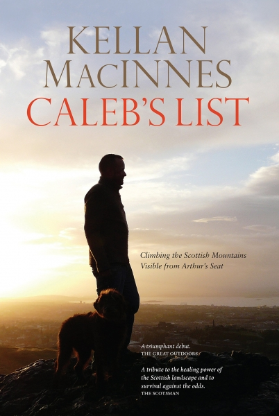 Caleb's List: Climbing Mountains Visible from Arthur's Seat