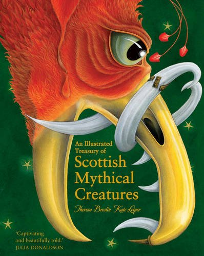 Illustrated Treasury of Scottish Mythical Creatures