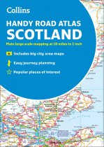 Handy Road Atlas Scotland