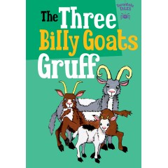 Tarantula Tales: Three Billy Goats Gruff (OctRP)