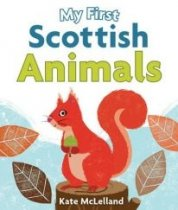 My First Scottish Animals Board Book