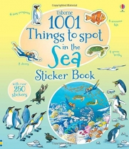 1001 Things to Spot in the Sea Sticker Book