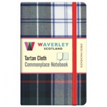 Tartan Cloth Notebook: Dress Mackenzie