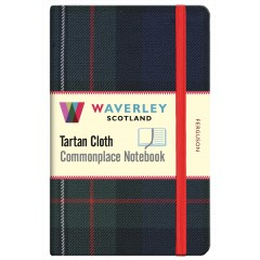 Tartan Cloth Notebook: Ferguson