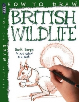 How to Draw British Wildlife