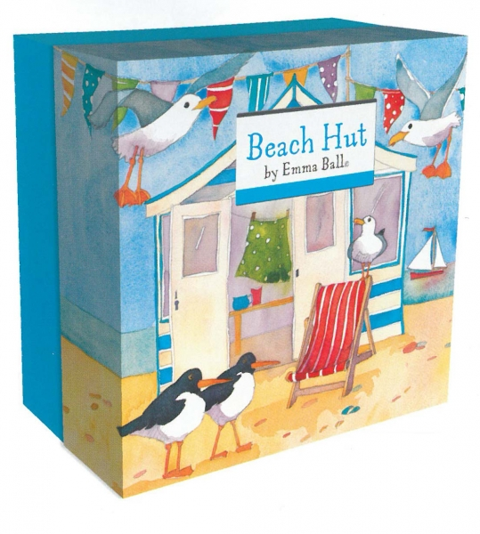 Jigsaw Beach Hut