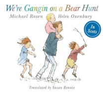 We're Gangin' on a Bear Hunt in Scots