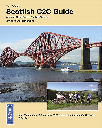 Scottish C2C Guide: Coast to Coast by Bike