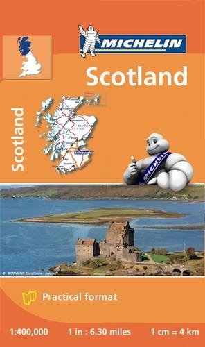 Scotland Mini Map