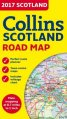 2018 Collins Scotland Road Map