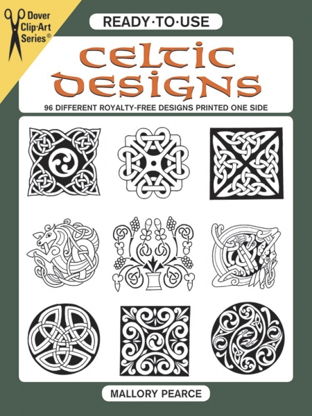 Ready to Use Celtic Designs