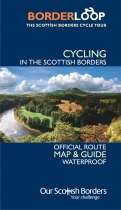 Borderloop Map Cycling in the Scottish Borders