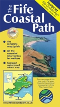Fife Coastal Path Footprint Map