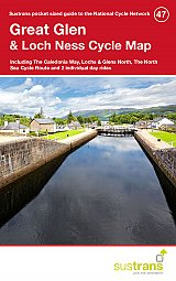Great Glen & Loch Ness Cycle Map 47