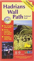Footprint Map Hadrian's Wall Path